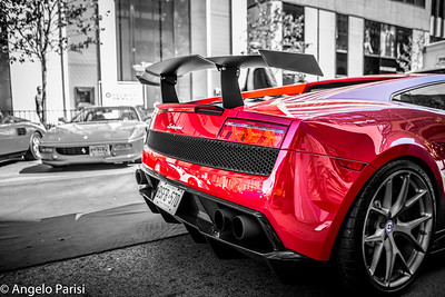 Yorkvill Exotic Car Show - 2014