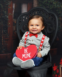 Hunter Valentine's Day 2021