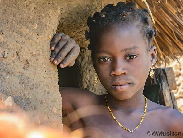 Benin, Togo - January 2019