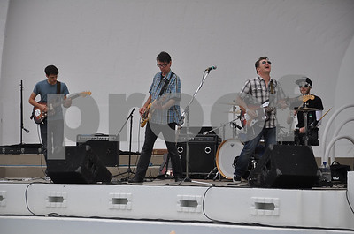 Bash at the Bandshell 2012