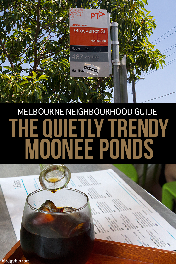 There are so many wonderful corners of #Melbourne, #Australia. Here's an introduction to a suburb in the north-west of the city - Moonee Ponds. Famous for being the residence of Dame Edna Everage, it's chockablock full of good food, good views and decent op shop/thrift store shopping. #MooneePonds