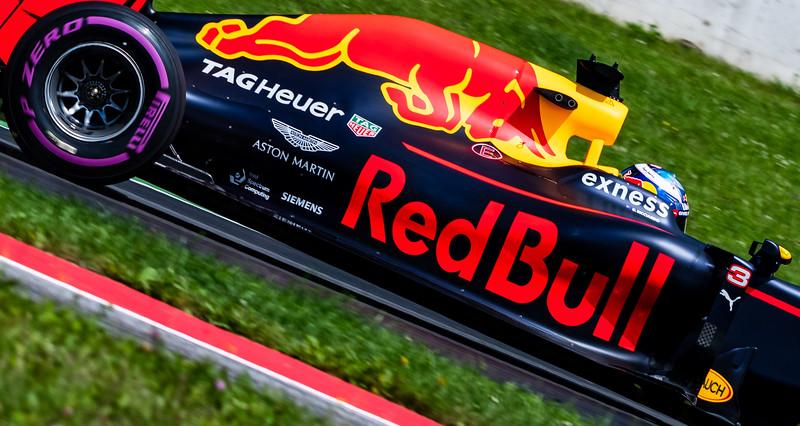 FP2, Red Bull Ring, 2016