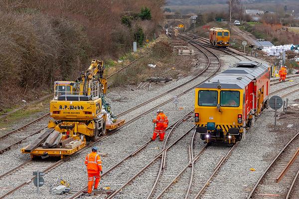 Westbury North Junction Rebuild