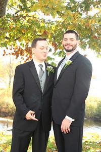 Wedding Portraits - Outdoors