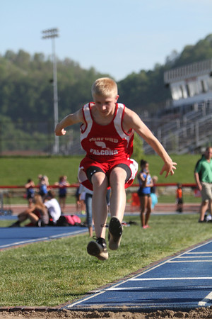10 Track:  Portsmouth Relays 2014