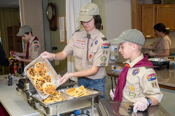 Lakeville Boy Scout Pancake Breakfast 2.28.18