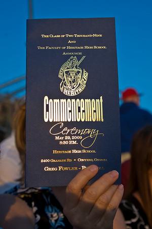 2009 Barry's HS Graduation