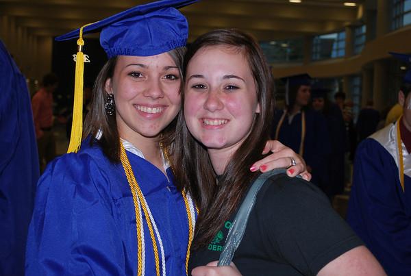 RHS Baccalaureate 2008
