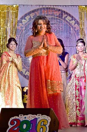 ViBha's Fashion Show at BATA New Year Party, Dec31st,2015!!