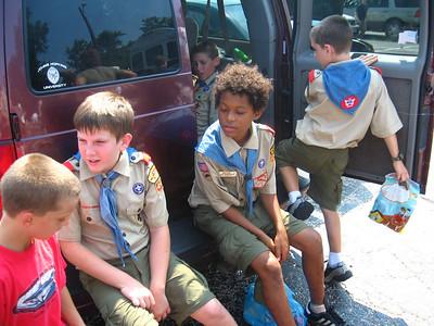 Summer Camp 2008 - Camp Henson
