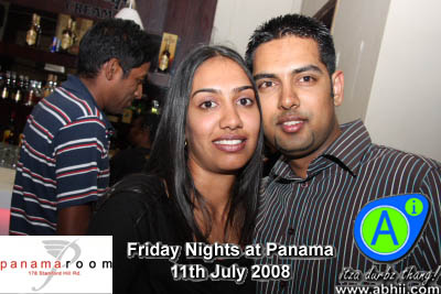 Panama Room - 11th July 2008