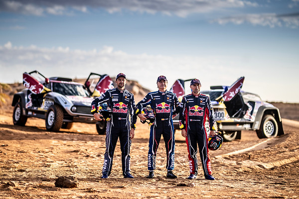Photo Set - MINI announces X-raid MINI JCW Team participation at 2019 Dakar