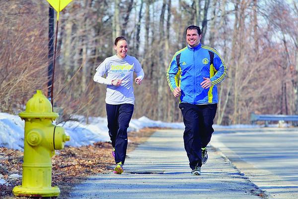 2014 Marathon Runners