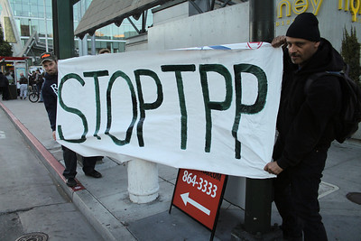 TPP Protest Photos 1/31/14