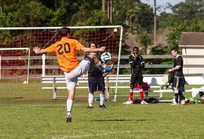 Sunday Soccer Game Mar 29, 2015