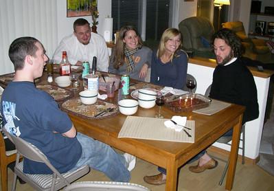 Eric's B'day Dinner, 12/19/07
