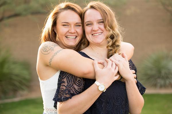 Amanda & Katie Engagement