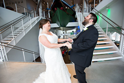 Julie & Will {wedding day}
