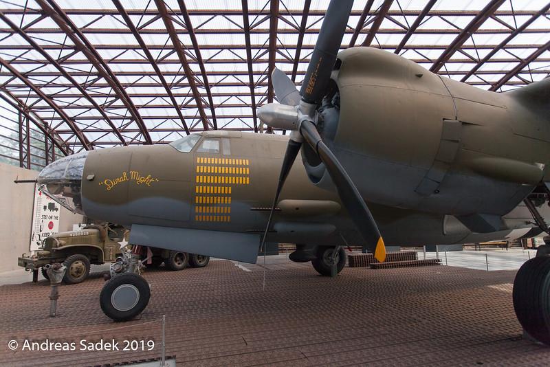 Martin B-26 Marauder Mittelstreckenbomber 1939