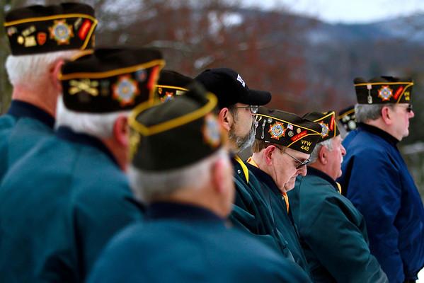 Pearl Harbor Day Ceremony-120713