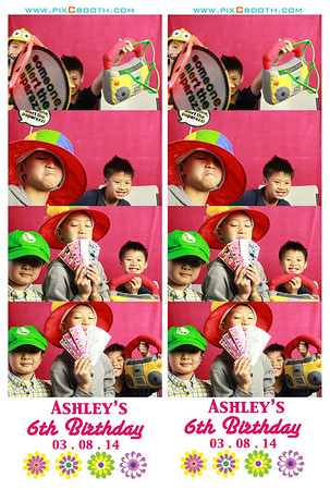 3-18-2014 Ashley Nguyen's 6th Bday party