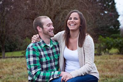 Darci and Zach Engagement Photos