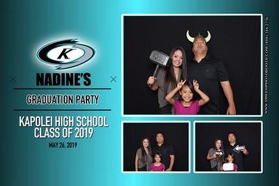 Nadine's Grad Party