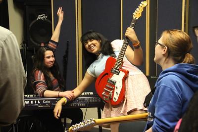 2014-2015 MAD Dragon Studios Recording Session