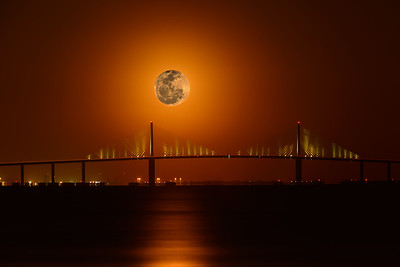 Skyway Bridge Tampa