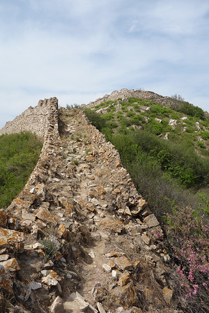 【May】Border defense Great Wall camping 2days