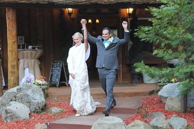 Stephan and Sierra Osmond's Wedding 2018