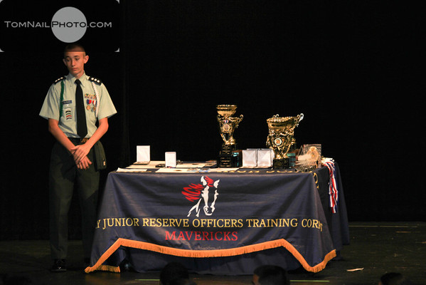 MCHS JROTC Awards
