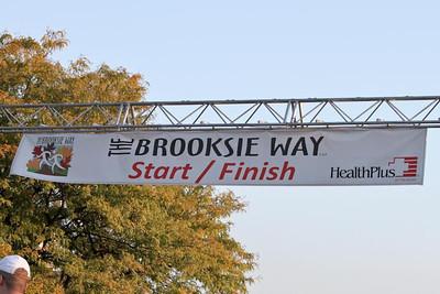The Brooksie Way Half Marathon