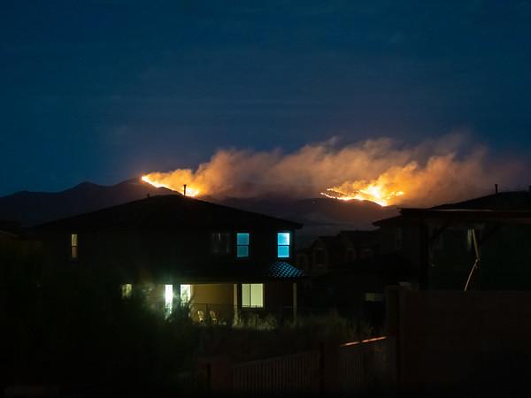 Bighorn Fire 2020