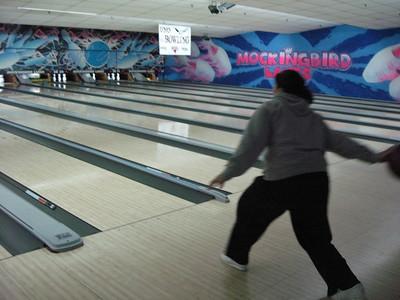 PDC Bowling Night
