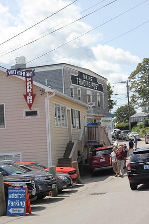 Boothbay Harbor, Maine 2017