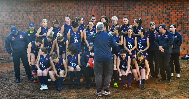 Southern Districts Team photo