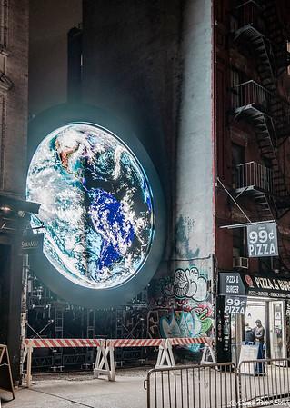 2019 Sebastian Errazuriz - Blue Marble
