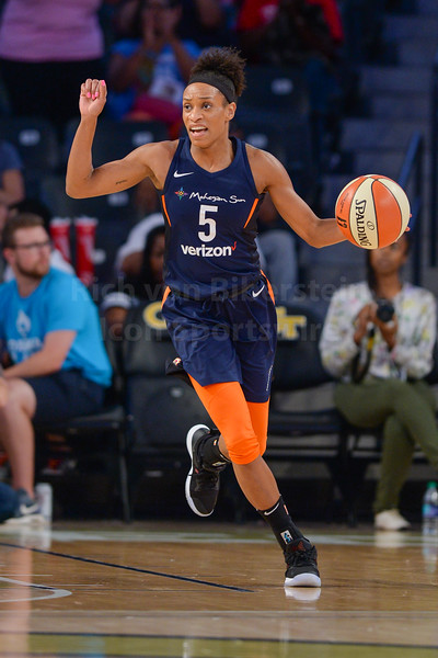 6/5/18 Atlanta Dream vs. Connecticut Sun