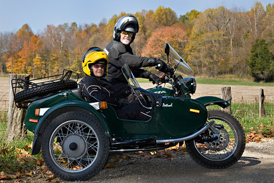 A Ural In Parke County November 2007