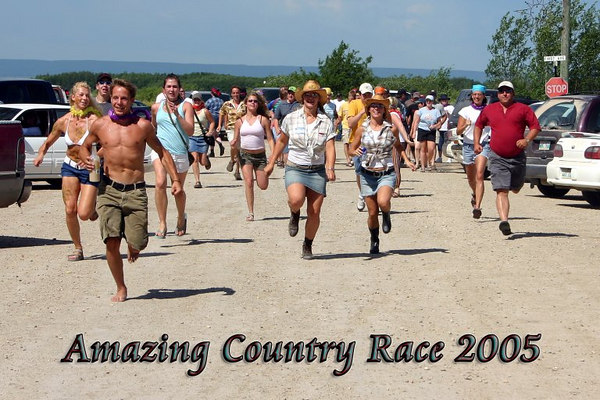 Amazing Country Race 2005