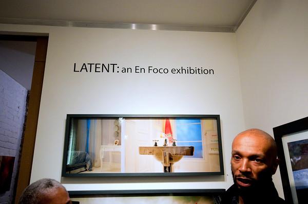 LATENT: an En Foco Exhibition