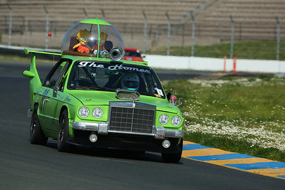 2014-03-22 - The Homer pictures at 24 Hours of LeMons
