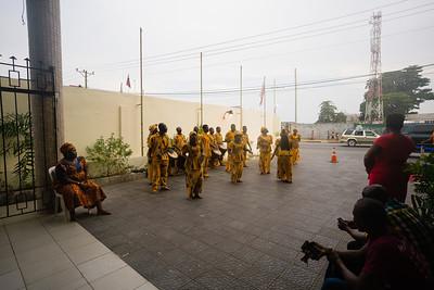 2017_01_31, Cultural Dance, Liberia Development Awards, Monrovia