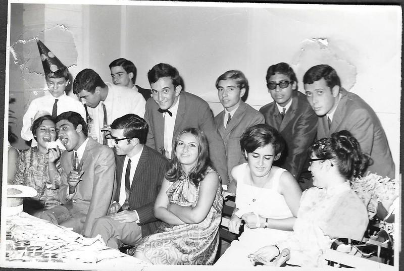 Carnaval em 1968(?) ou 69