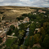 Segovia, Spain: View from the Alcázar of Segovia  © Claire McAdams Photography 2010