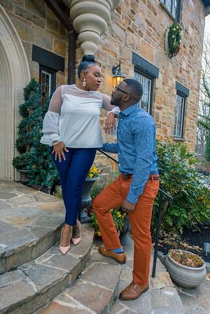 Aaron & Taiye Engagement Shoot