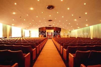 USA, Illinois, Chicago. Congregation Ezras Israel. (2007)