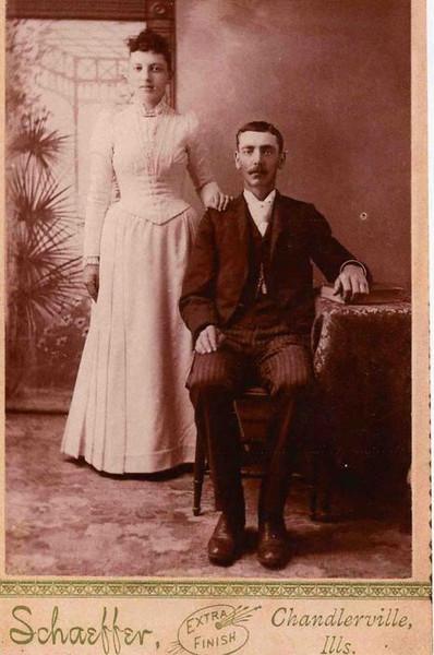 Anna (Allen) and Lannes Fielden