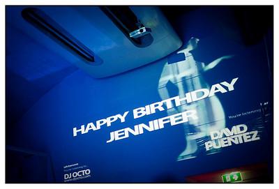 Jen Birthday Party Bangkok 27 May